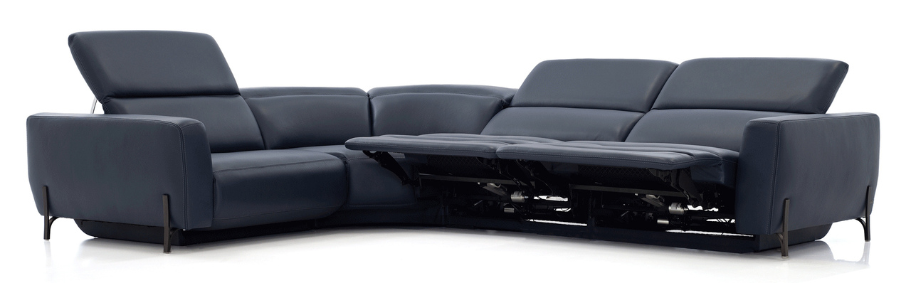 Fabulous Turin Power Sectional Alphanode Cool Chair Designs And Ideas Alphanodeonline