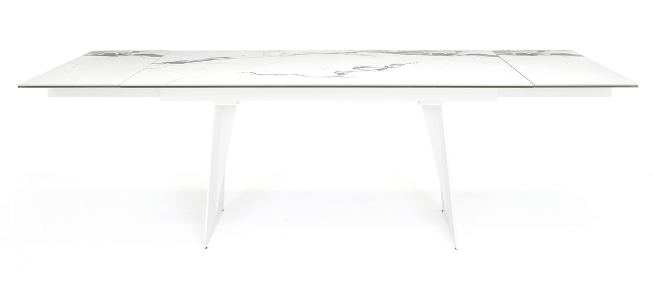 Round Lucite Dining Table