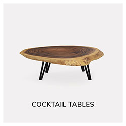 shop vintage cocktail tables