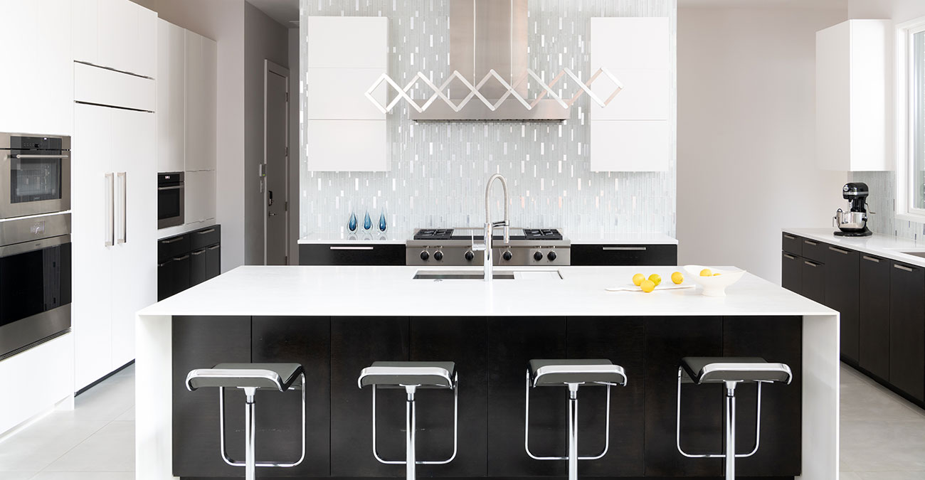Modern Style Meets Functional Kitchen