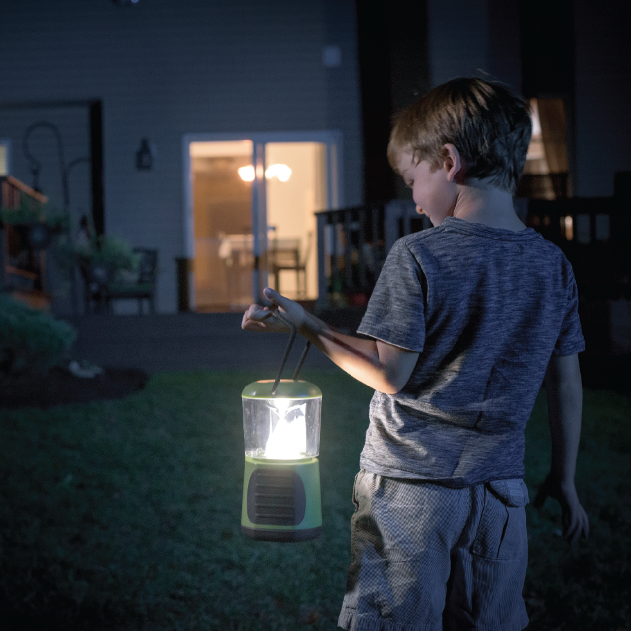 Bright Camping Lantern Light Led With Usb Port