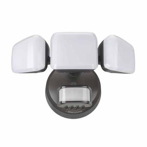 Pro 3-Head Motion Security Light