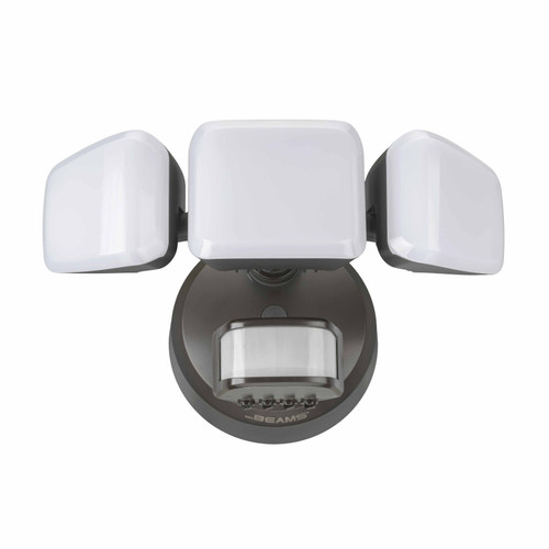 Pro 3-Head Motion Security Light