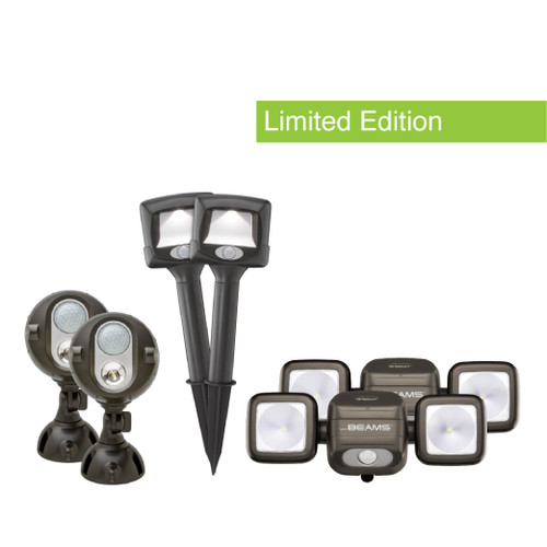 Mr Beams® NetBright® Home Lighting Bundle - Limited Edition
