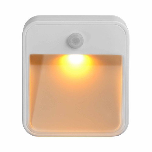 Mr Beams® Stick Anywhere Amber LED Night Light