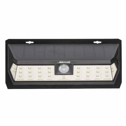 Solar Wedge Max 30, LED Outdoor Motion Sensor Wall Light