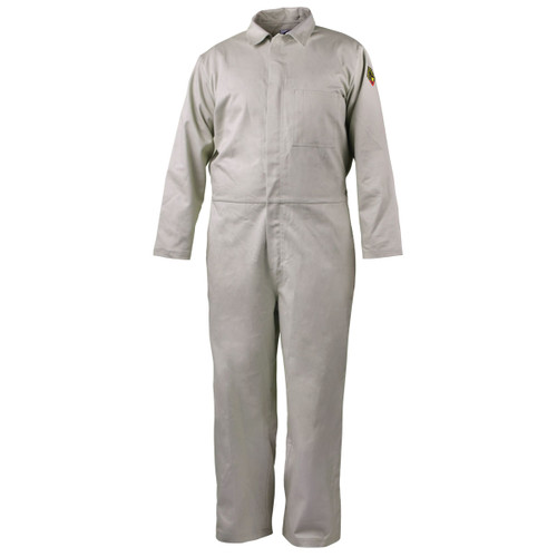 Flame-Resistant Contractor Coveralls ## BFR750 ## - Khaki