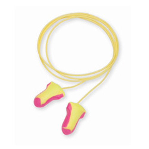 Howard Leight® Laser Lite™ Corded Foam Earplugs