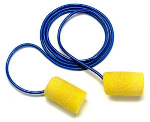 E-A-R® Classic Soft™ Foam Corded Earplugs