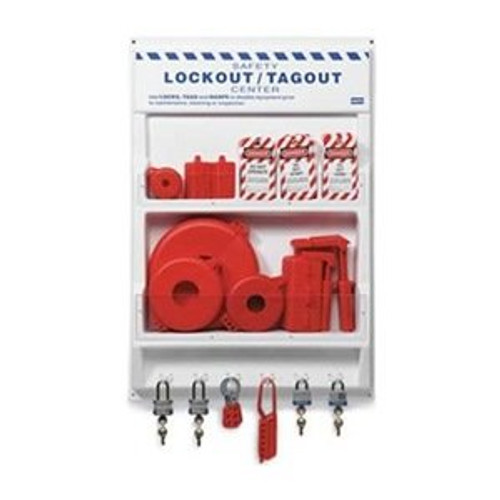 NORTH® Lockout / Tagout Stations