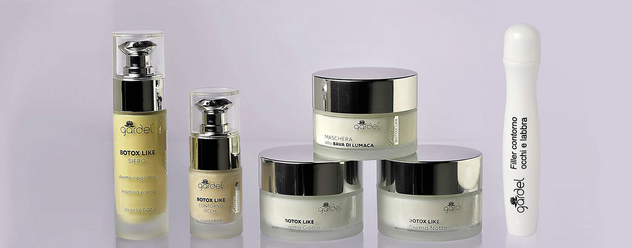 best authentic competitive price various design Linee - Linea Botox Like - Gardel Cosmetici