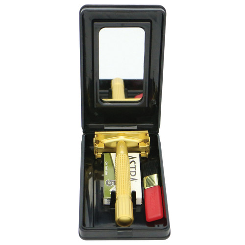 Pearl Gold Safety Razor