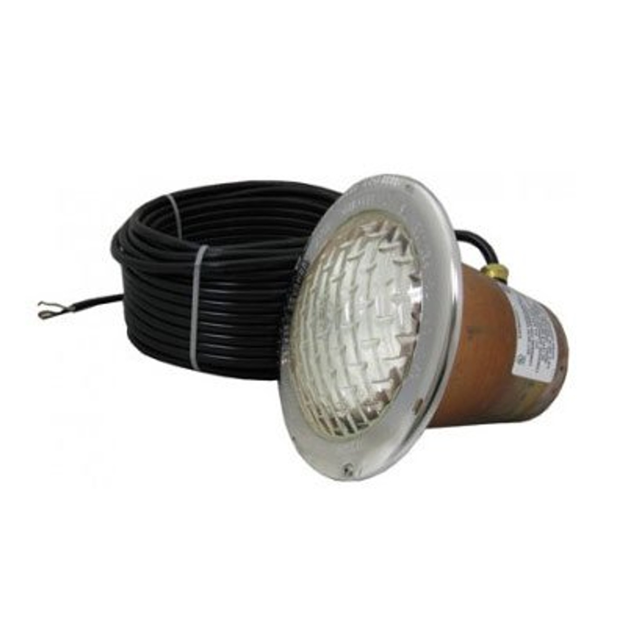 Pentair Aquatic Systems 05086-0100 SwimQuip Pool Light 500W 120V & 100 ft. Cord
