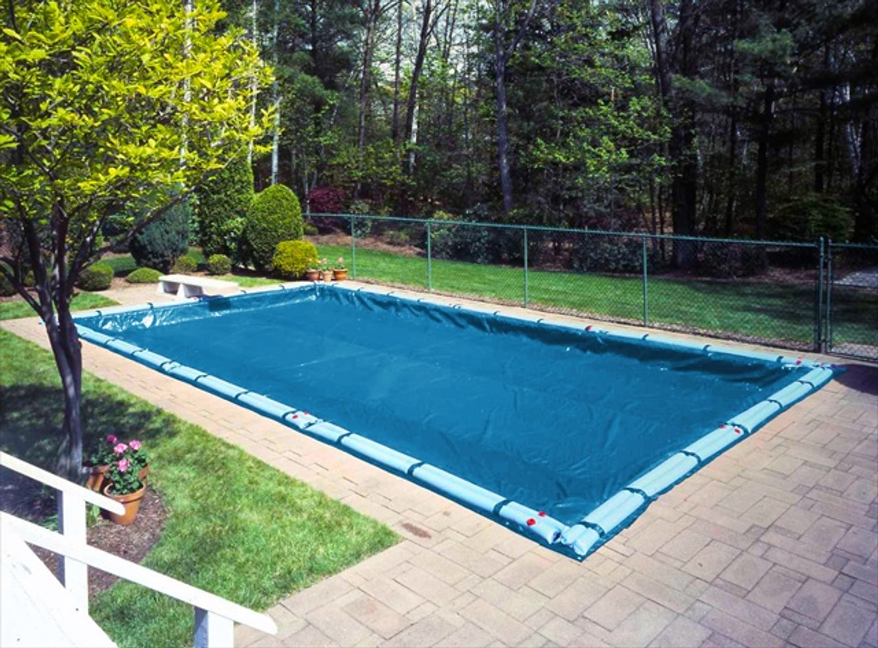Robelle 353060R Super Guard Winter Cover for 30 ft. x 60 ft. Rectangular  In-Ground Swimming Pool