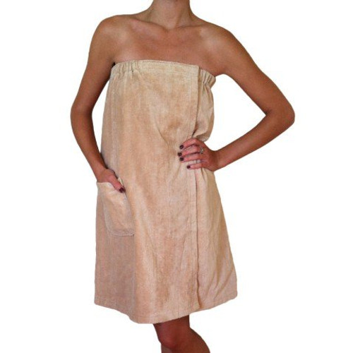 Blue Wave Products SA5328 Tan Spa - Sauna Wrap - Women