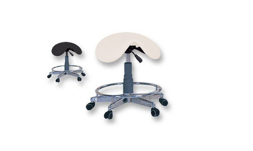 CSC Spa CH-841-B Hydraulic Saddle Stool