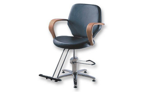 CSC Spa CH-3074 Styling Chair 24.8 x 24.4 x 25.6 in.