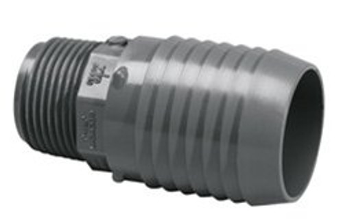 Lasco PV1436101 0.75 x 0.5 in. Reducing Male Adapter Mpt x Insert