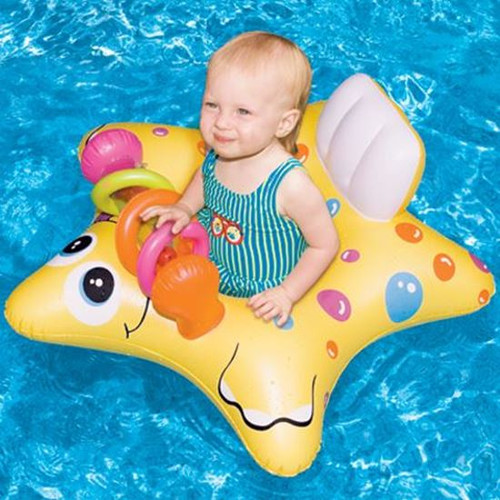 International Leisure Products SW90253 Starfish Baby Seat Multicolor