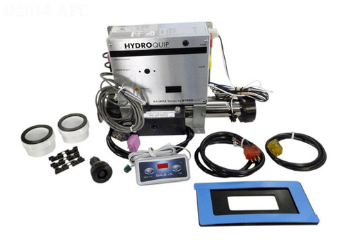 Hydro-Quip HQCS7109BUS40 Lite Leader Kit with 4 KW Slide Heater Cords Keypad Adapter Plate 54114