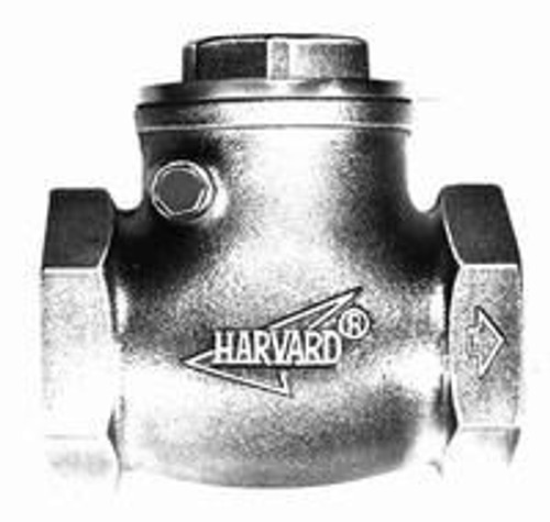 American Granby HSCV150T Fpt Brass Swing Check Valve 1.5 in.