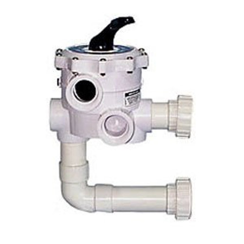 Pentair Aquatic Systems 18202-0150 1.5 in. Fpt Multiport Valve Plumbed