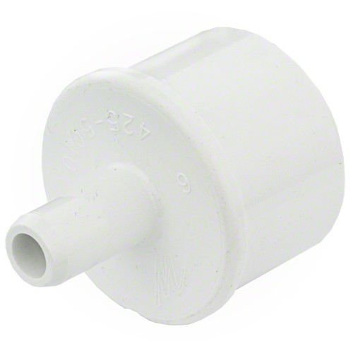 1 in. Spigot x 0.37 in. Barbed Adapter