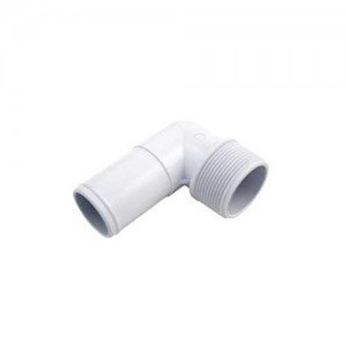 Hayward SPX1105Z3 90 Degree Elbow Smooth Adapter for Pool Filter