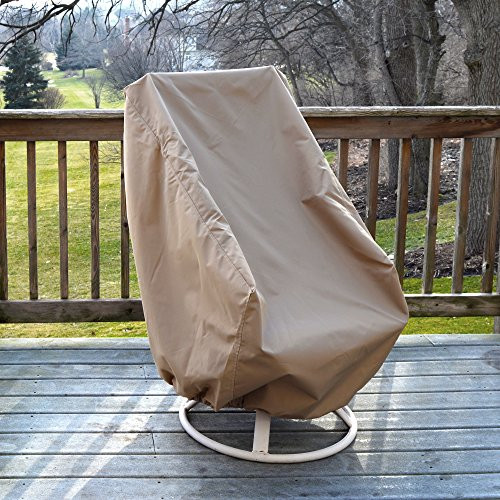 Blue Wave NU5622 All-Weather Protective Cover for High Back Chair