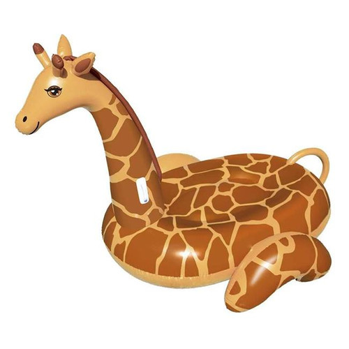 Blue Wave NT293 96 in. Giant Giraffe Inflatable Ride on Pool Toy