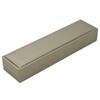 Gold leatherette Bracelet Box - 7650G