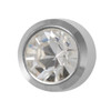 Medium Birth stone stainless steel April - R2048