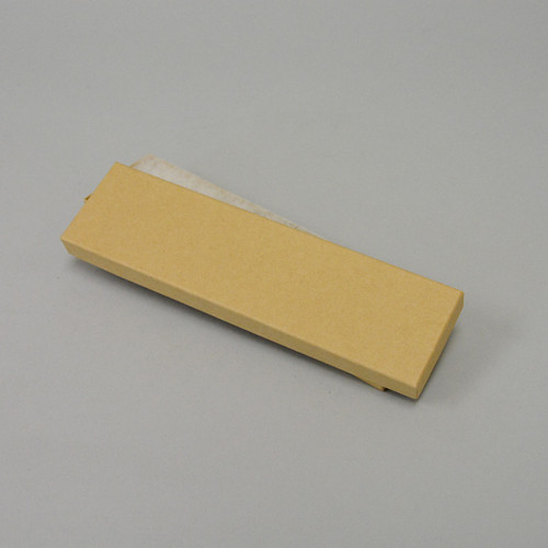 "8"" x 2""  Kraft Cotton Filled Boxes - G82K"