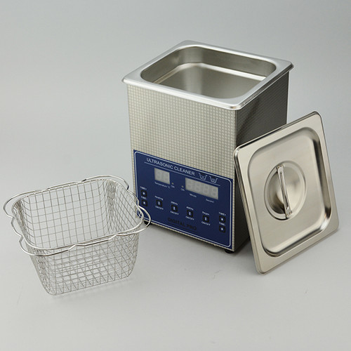 Digital Ultrasonic Cleaner, Degas, 2 L - US952