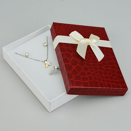 Red Combination Box - 2370