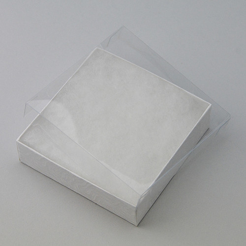 Boxes Clear View Cotton Filled Boxes Jpb Jewelry Box