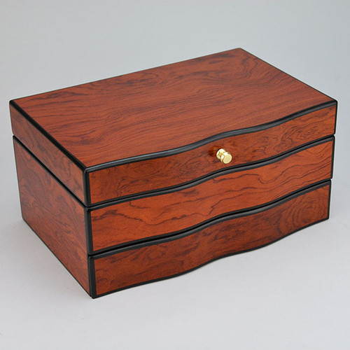 Wood Jewerly Box - 16-743