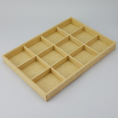 Tray with 12 Compartments - LTR80