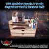 TTG Modular Hobby Brush & Tools Organizer and 2 Drawer Unit