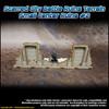 Scarred City Battle Ruins Terrain - Small Center Ruins 2
