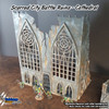 Scarred City Battle Ruins - Cathedral