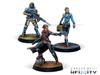 Infinity Dire Foes Mission Set 9 - Datacash