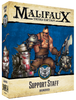 Malifaux Support Staff - Arcanists - M3E