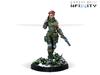 Infinity Intel Spec-Ops (Heavy Pistol, Sniper) - Ariadna