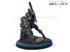 Infinity Shasvastii Haiduks (Multi Sniper) - Combined Army