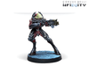 Infinity Shasvastii Action Pack - Combined Army