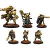 Warcaster Neo-Mechanika Marcher Worlds - Command Group Starter Set