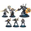 Warcaster Neo-Mechanika Iron Star Alliance - Command Group Starter Set
