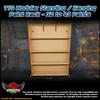 TTG Modular Standing/Hanging Paint Rack - 32 to 43 Paints
