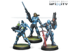 Infinity CodeOne PanOceania Booster Pack Alpha